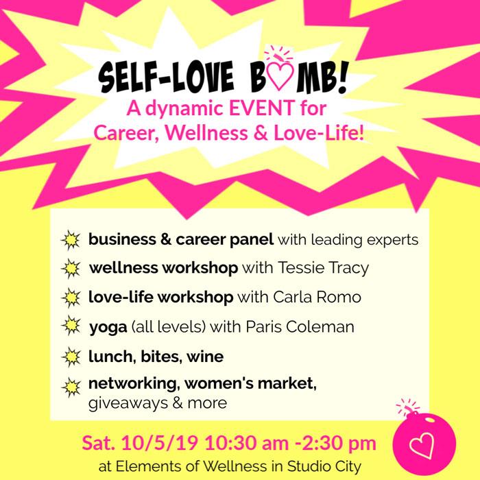 Self-Love Bomb